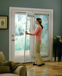 The Doorglass Frame