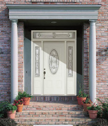 Andersen fiberglass entry doors with sidelights prices for for Therma tru fiberglass entry doors prices