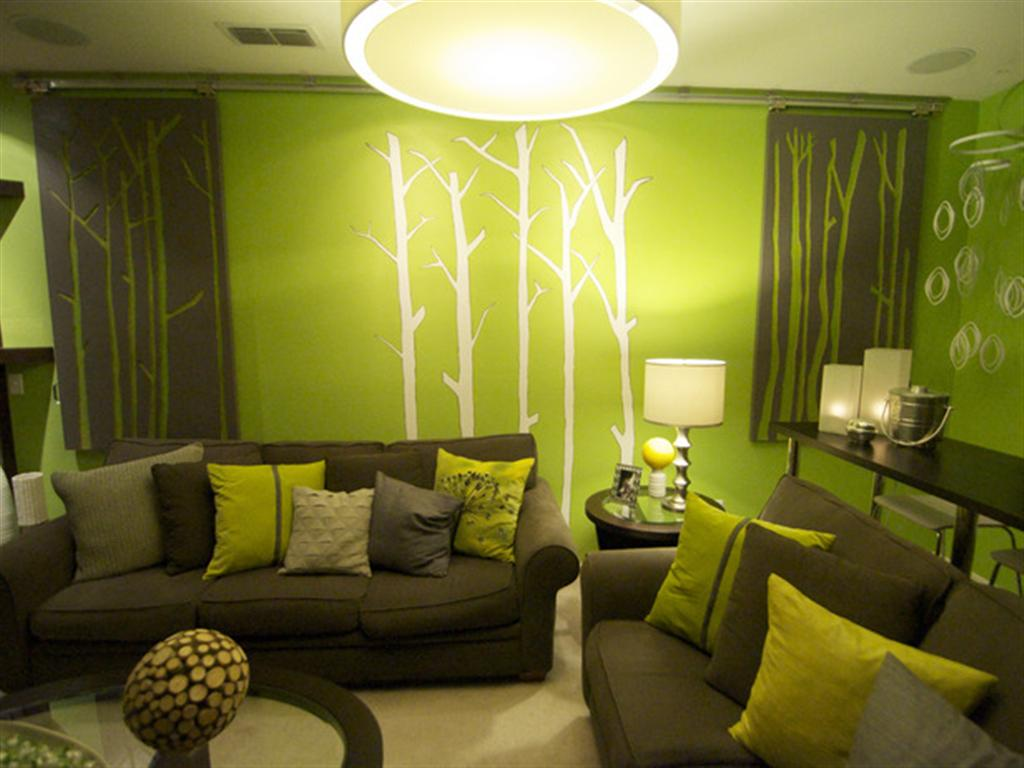 Wall Painting make Soft And Calm : Spotlats