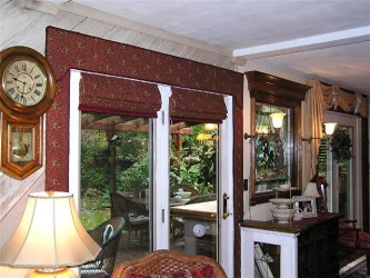 Window Coverings For French Doors