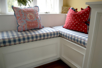 Window Seats Cushions