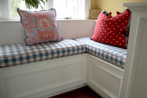 Window Seats Cushions : Window Seat Cushions Indoor Bench for Your ...