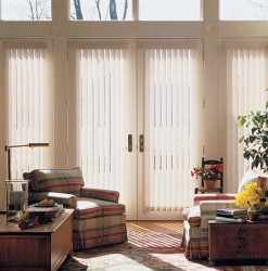 Window Treatment Ideas For French Doors
