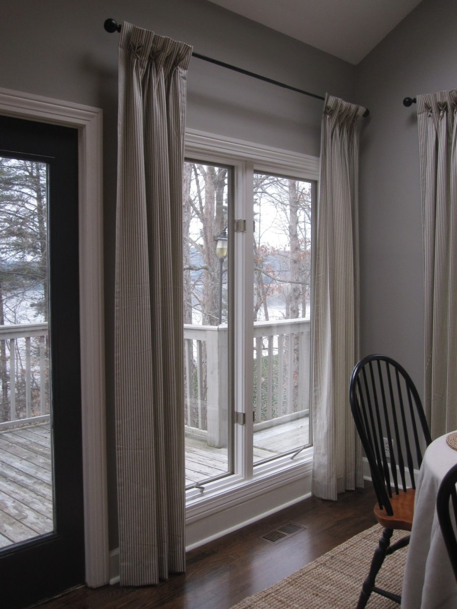 Window Treatments For French Doors : Window Coverings for French Doors ...