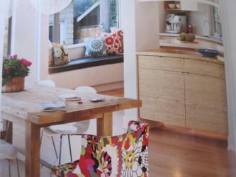 Windowseat Cushion Bench Seat