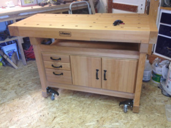 Woodworking Work Bench
