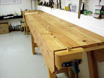 Workbench Design Home Page
