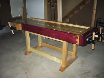 Workbench Designs From Scratch