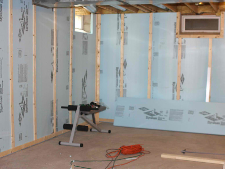 Finished Basement Wall Panels : Basement wall finishing panels spotlats