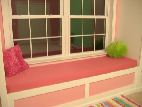 Bench Seat Cushions : Window Seat Cushions Indoor Bench for Your Glass ...