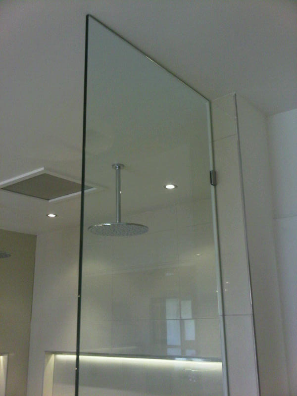 Ceiling Shower Screen Spotlats