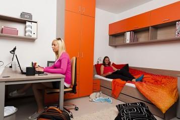 College Dorm Room Design