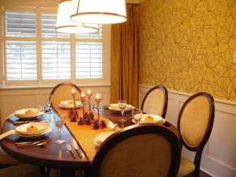 Contemporary Dining Room By Jennifer