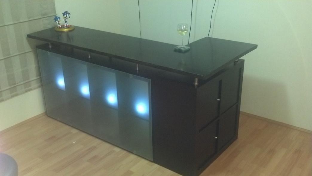 Corner Ikea Bar