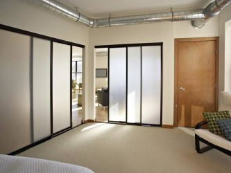 Divider Screen Sliding Door