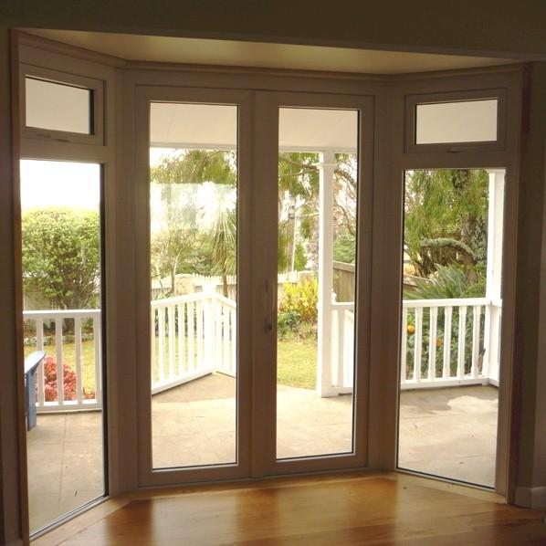 Door Bay Windows