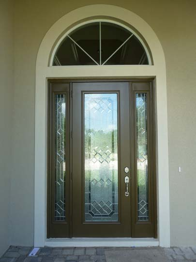 entry door system
