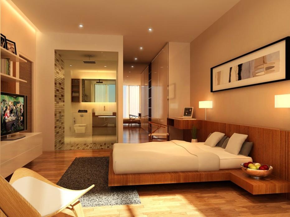 Floor Plan Master Bedroom