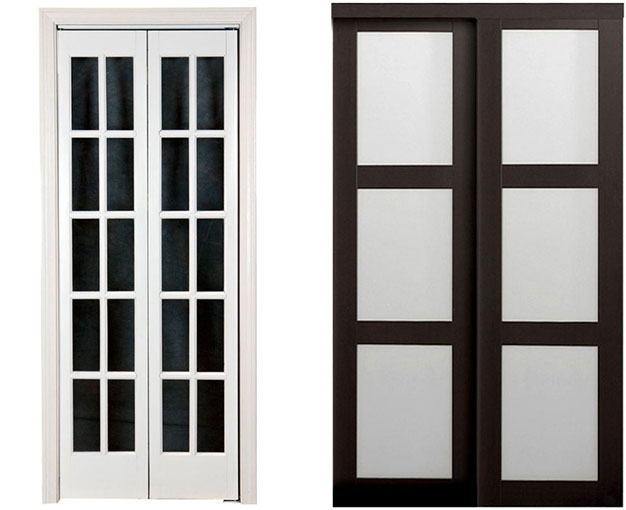 Frosted obscured glass spotlats for Storm doors for french doors