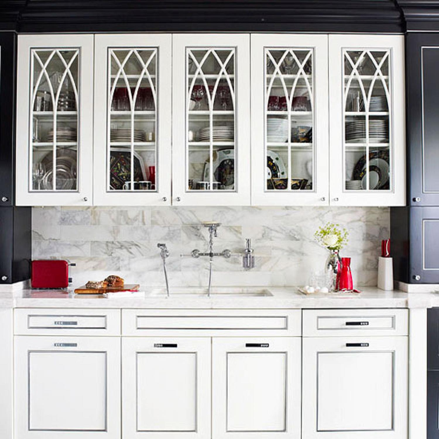 Bright Glass Front Kitchen Cabinet Doors Spotlats Org