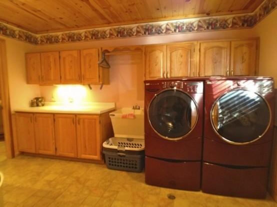 Laundry Room Storage Remodeling Ideas