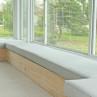 modern bench seating