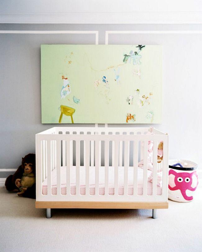 Neutral Nursery Designs