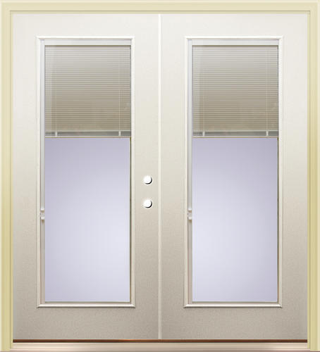 Patio Doors With Blinds Inside