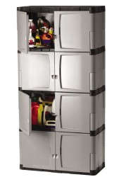 Rubbermaid Cabinets