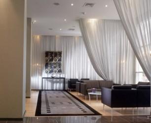 Sliding Curtain Room Dividers
