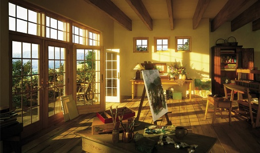 Sliding Patio Doors With Blinds