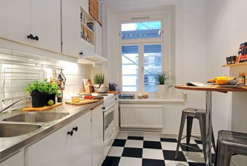 Small Kitchen Ideas For Studio Apartments