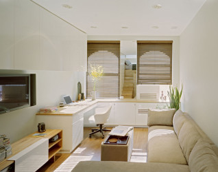 Small Studio Apartment Decorating Ideas