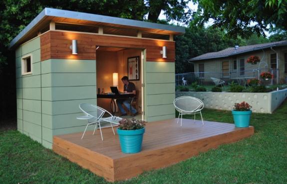 The Modern Cabana