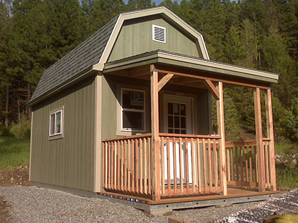 Tuffshed Barn The Idea Of Shipping Container Home