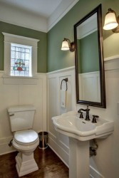 19 Photos Of The Cool Ideas With Wainscoting Bathroom