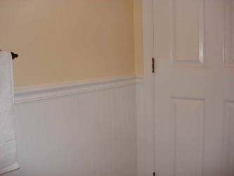 Bead Board Wainscoting For Bathroom