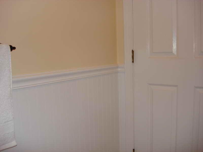 Bead Board Wainscoting For Bathroom