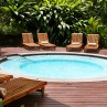 Beautiful Inground Pool Designs For Small Backyards