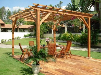 How To Choose Modern Bois Pergola