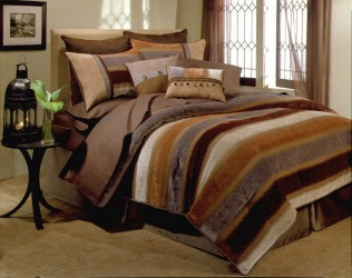 Beautiful Queen Size Bed Sets Product Picture