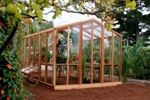Breathtaking Greenhouse Design