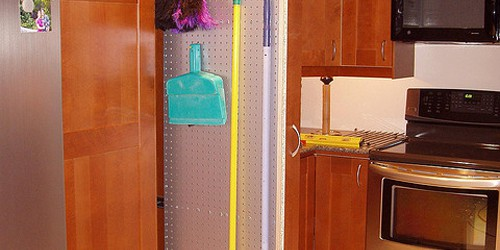 Broom Closet Ideas Broom Closet