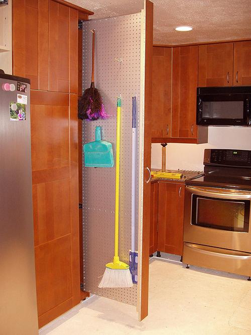 Broom Closet Ideas Broom Closet