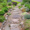 Charming japanese rock garden designs