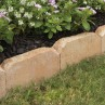 Edging Flower Beds Pavers Pictures