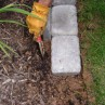 700x525px How To Use Brick Pavers For Edging Flowerbeds Picture in landscape