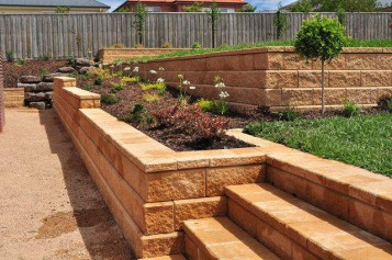 Fabulous Concrete Retaining Wall Blocks