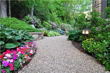 Gorgeous  How To Use Gravel For Landscaping Product Image