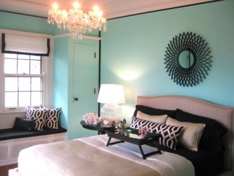 Fabulous  Tiffany Blue Room Decor  Picture Collection